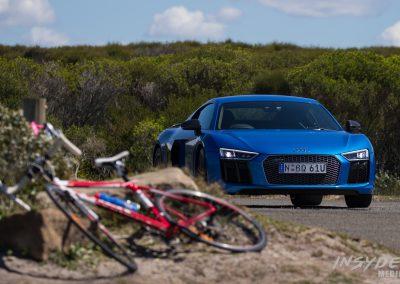 Audi R8 - Automotive Photography