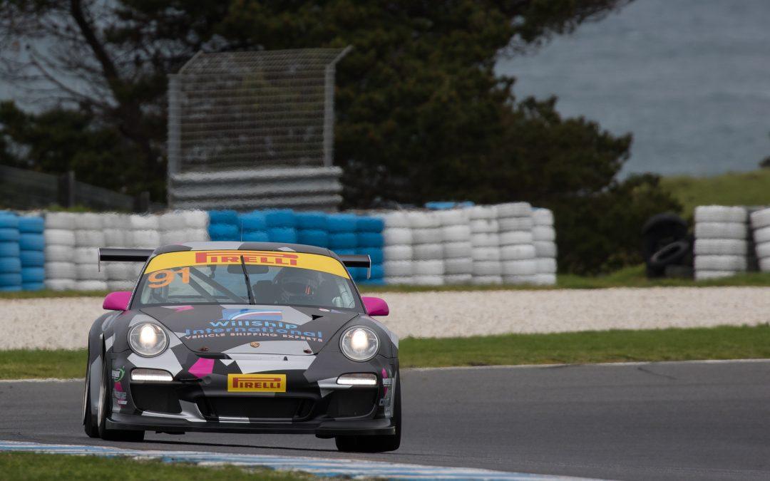 Jaxon Evans - Porsche GT3 Cup Challenge at Phillip Island