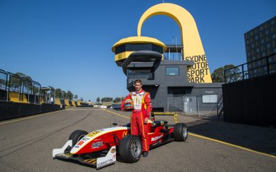 Cameron Shields Challenges Champions in Sydney – Press Release