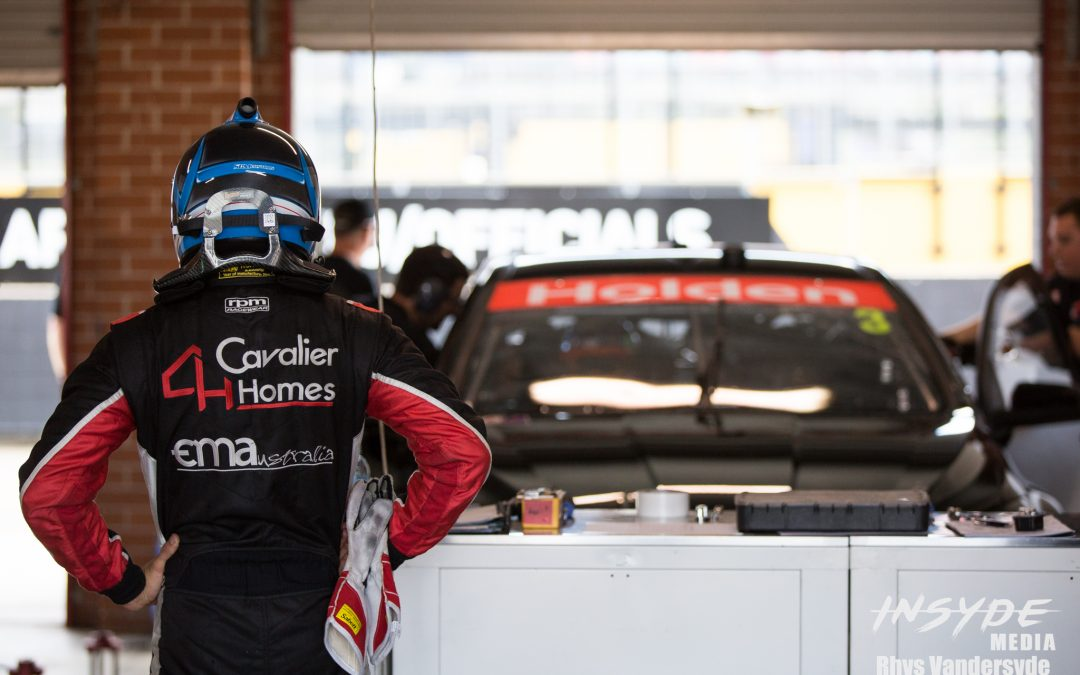 Photo Gallery: Supercars Test Day at Sydney Motorsport Park for 2017