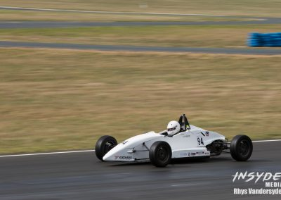 Wakefield Park Open Wheel Festival for 2017
