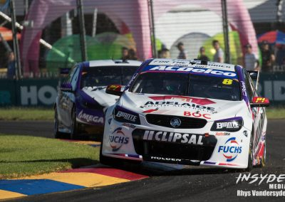 Virgin Australia Supercars Clipsal 500 in Adelaide for 2017