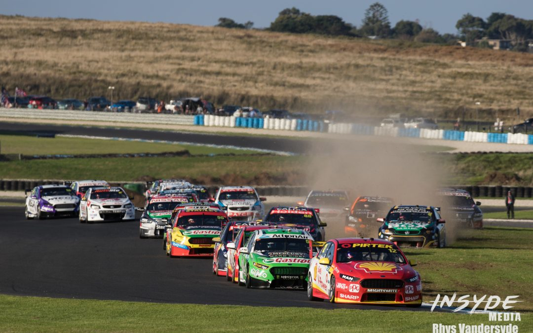 Photo Gallery: Supercars Round 3 at Phillip Island