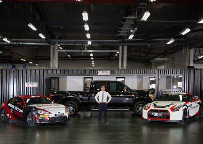 Photo Shoot: Brian Hilton Motorsport Launch