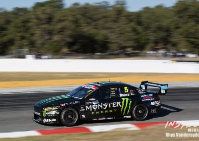 Virgin Australia Supercars Round 4 for 2017 at Barbagallo Raceway Perth