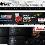 Auto Action Website