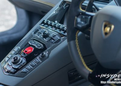 Photo Shoot: Lamborghini Aventador S