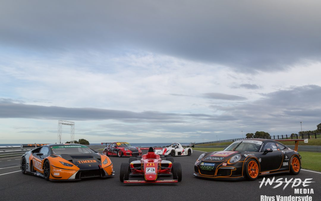 Photo Gallery: Shannons Nationals Round 2 Phillip Island