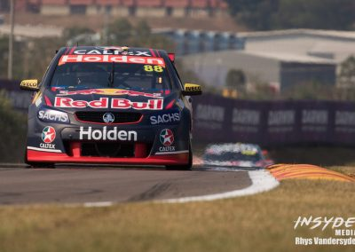 Virgin Australia Supercars Round 6 for 2017 at Hidden Valley Raceway Darwin