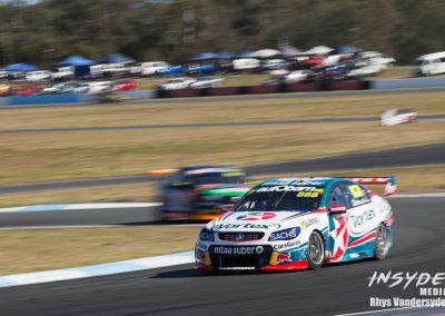 Virgin Australia Supercars Round 8 for 2017 at Queensland Raceway