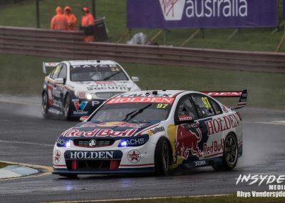 Virgin Australia Supercars Round 10 for 2017 - Sandown 500
