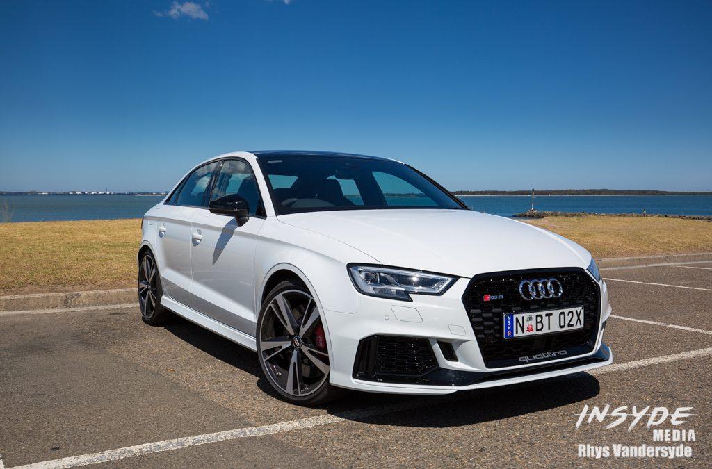 Photo Shoot: Audi RS3