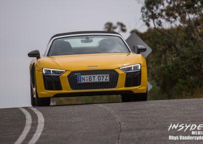 Photo Shoot: Audi R8 Spyder