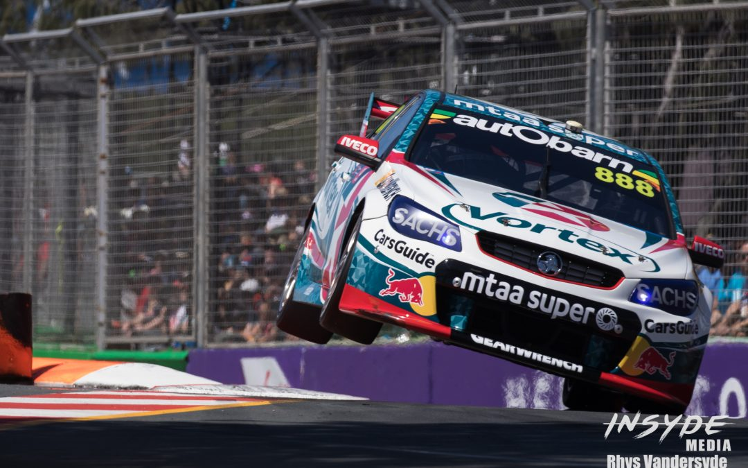Photo Gallery: Supercars Gold Coast 600