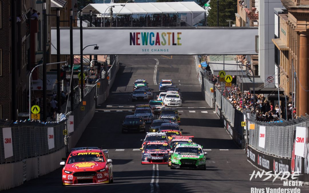 Photo Gallery: Supercars Newcastle 500