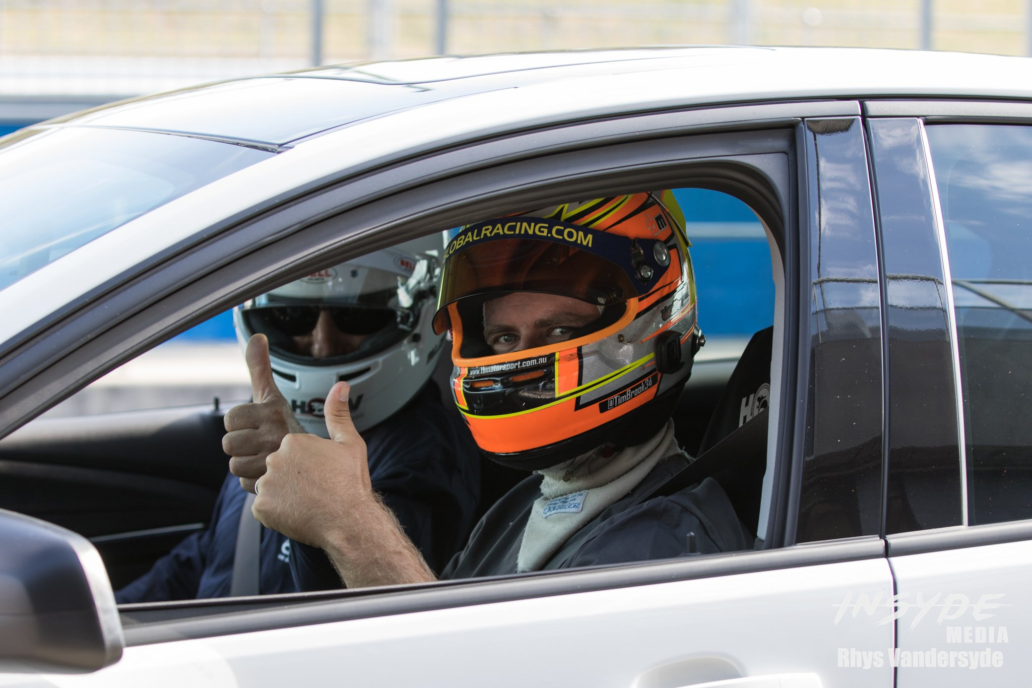 Evolve Driver Training Mt Panorama drive day