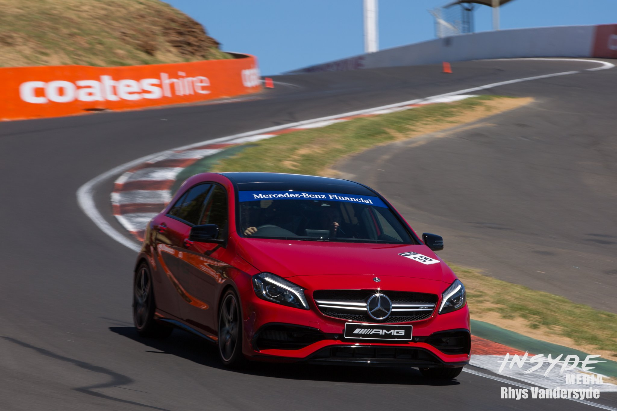 Mercedes AMG Bathurst Drive Event