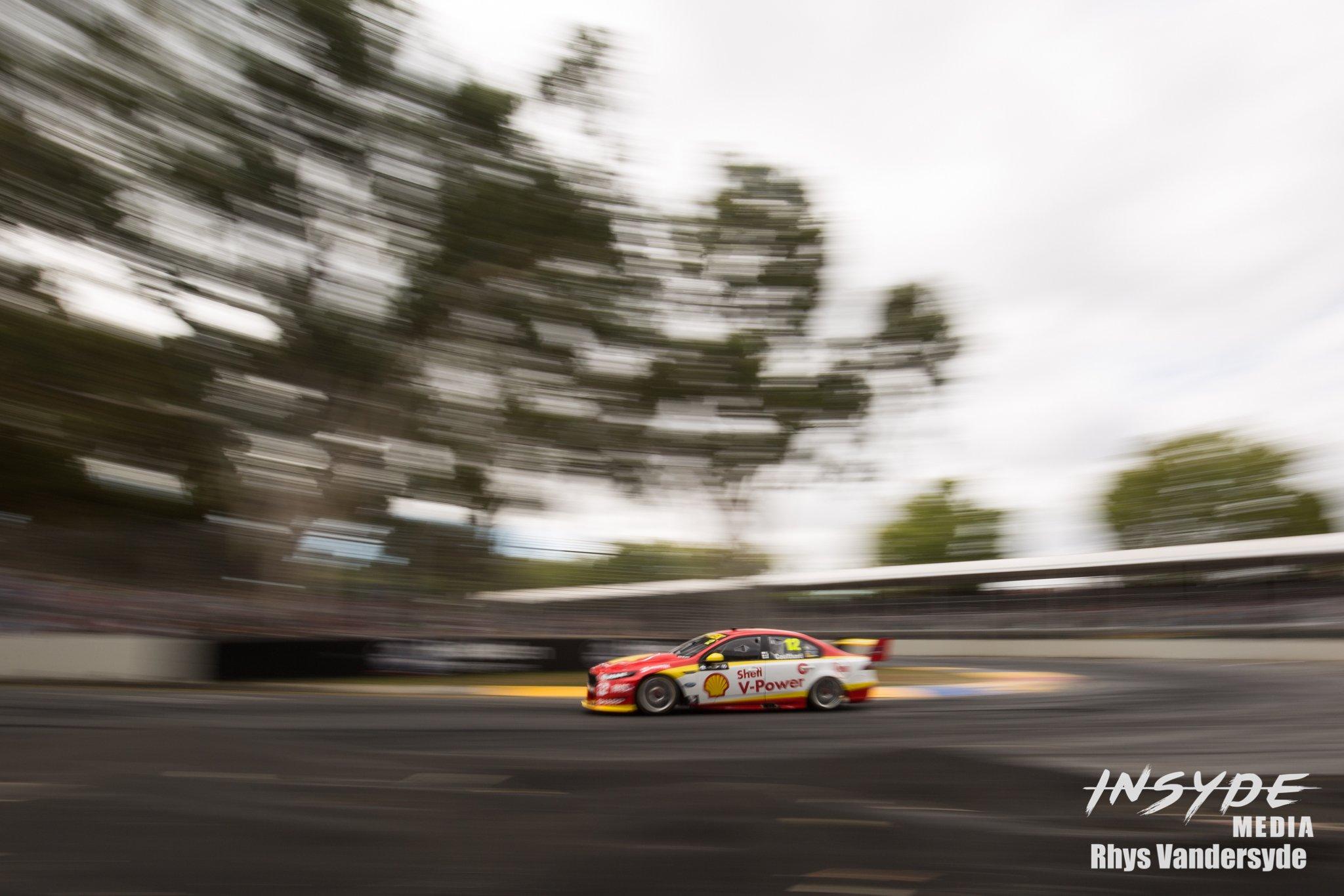 Virgin Australia Supercars - Round 1 - Adelaide 500