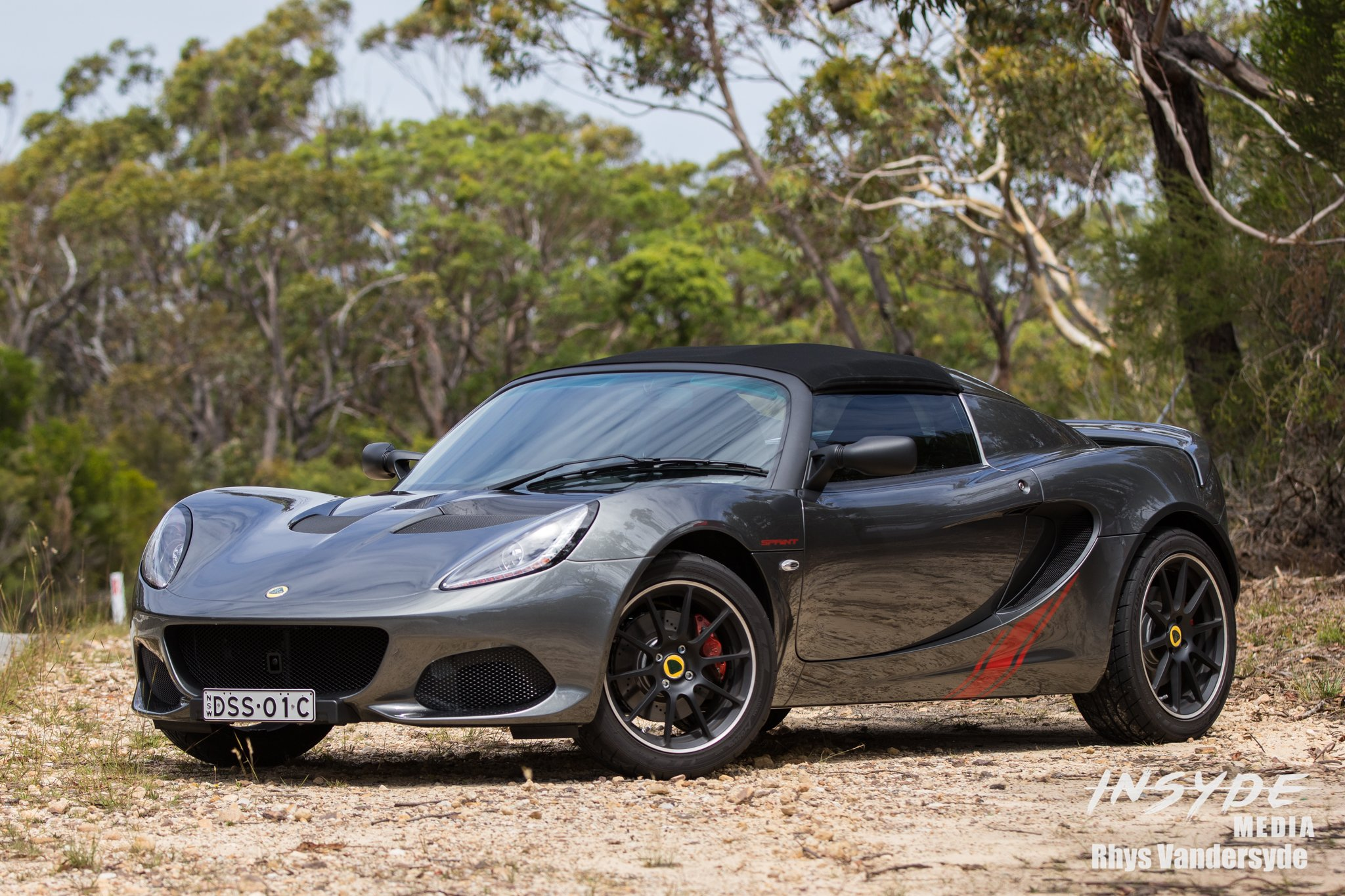 photo shoot lotus elise sprint 220 insyde media. Black Bedroom Furniture Sets. Home Design Ideas