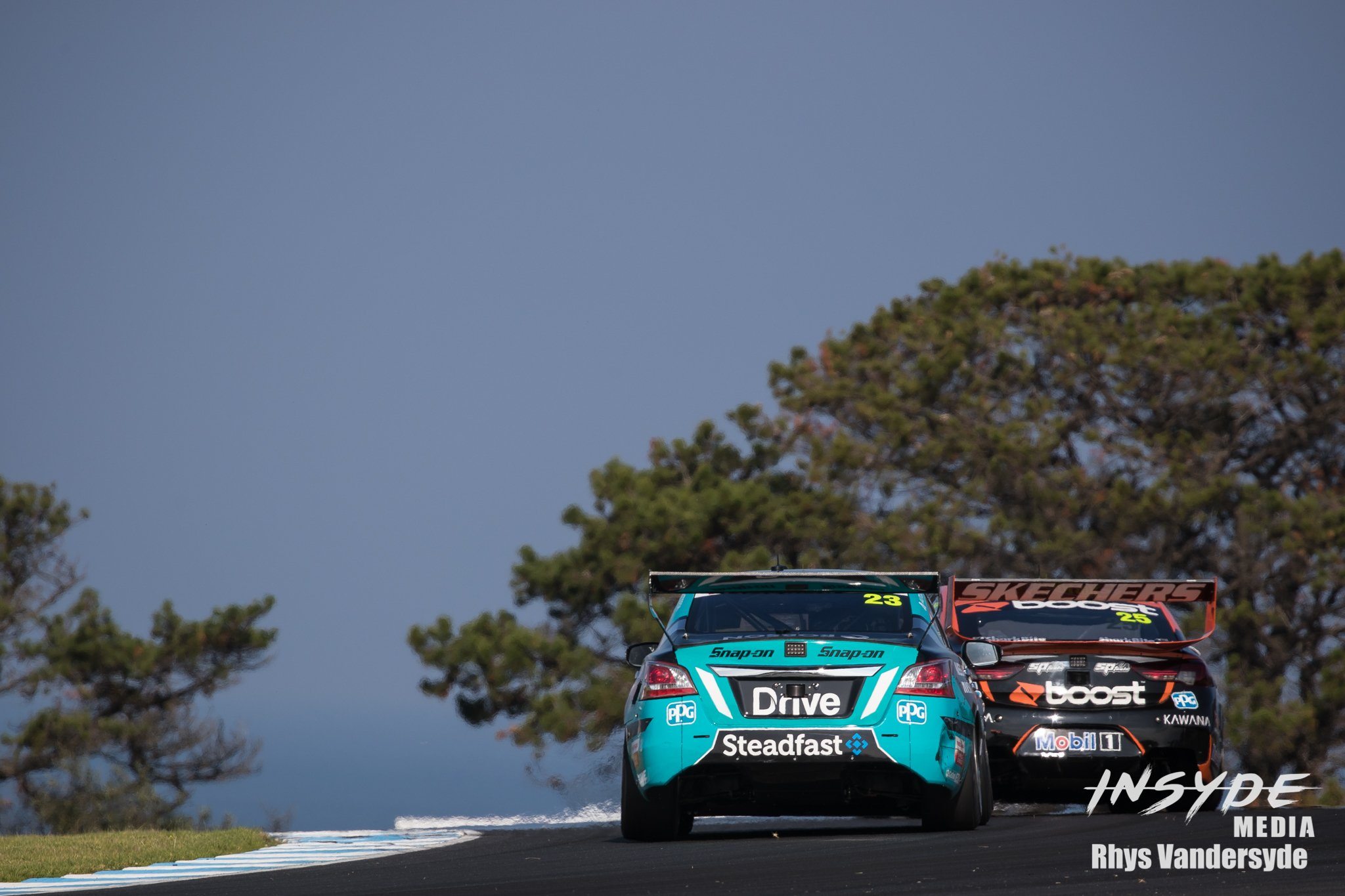 Virgin Australia Supercars - Round 4 - Phillip Island