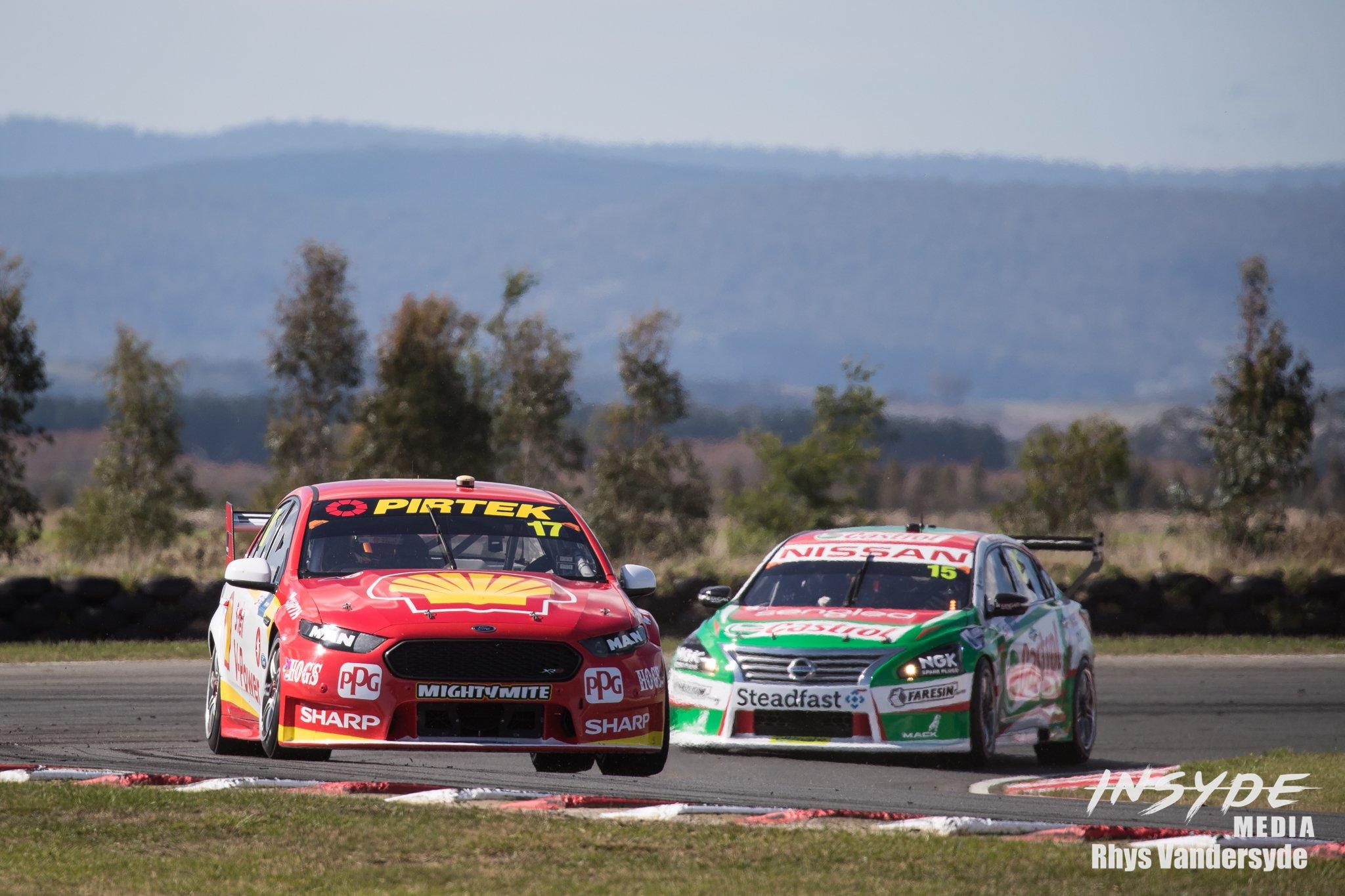 Virgin Australia Supercars - Round 3 - Symmons Plains