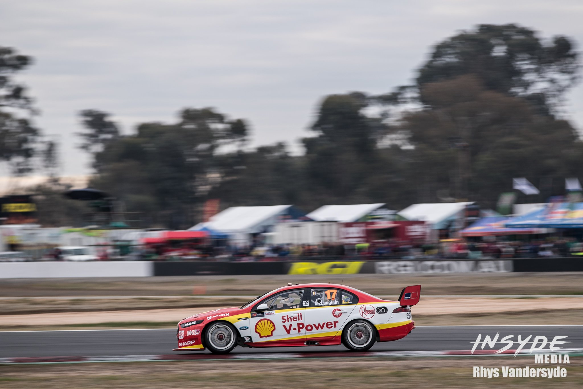Virgin Australia Supercars - Round 6 - Winton
