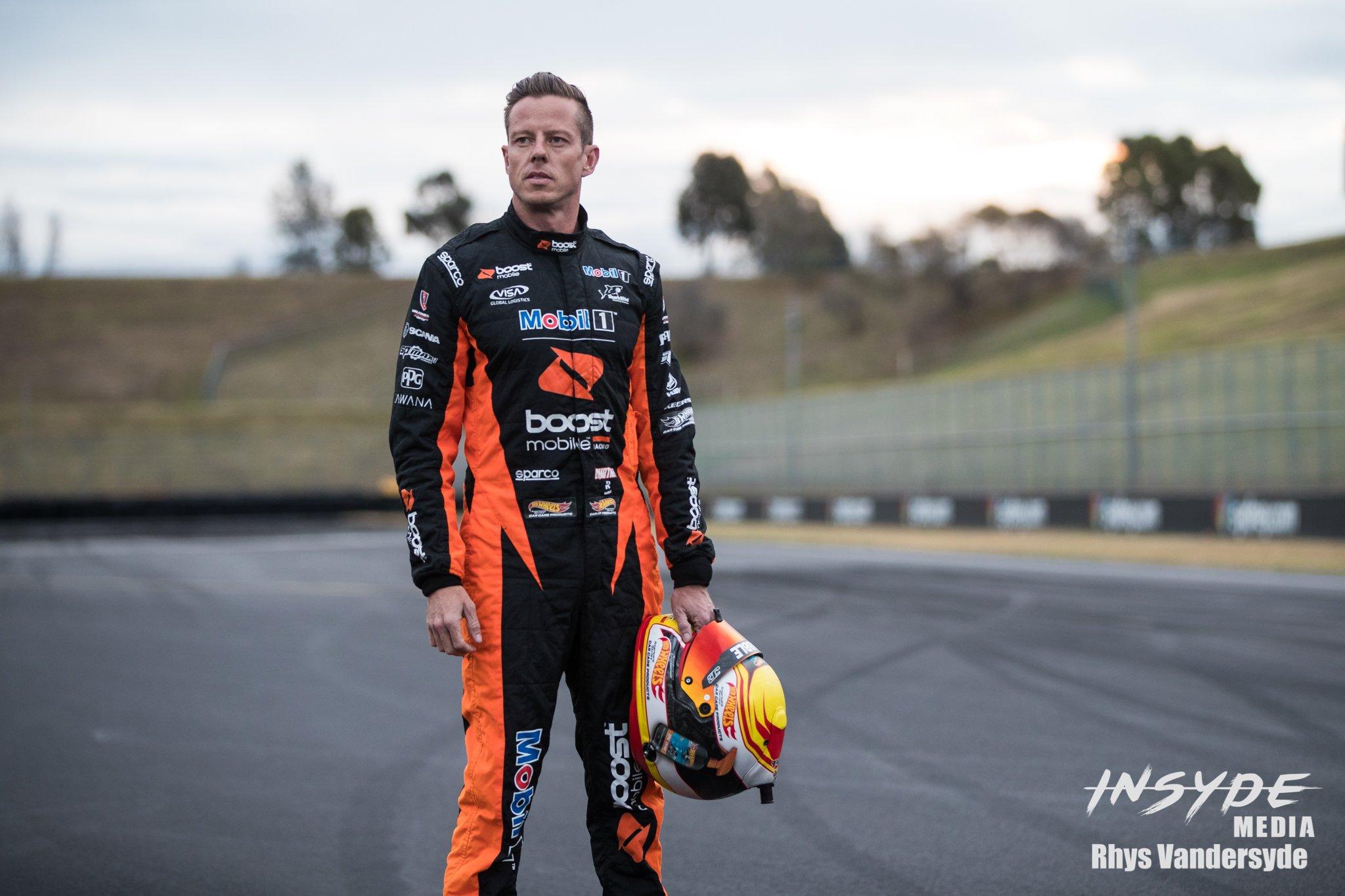 Sydney Motorsport Park Night Test