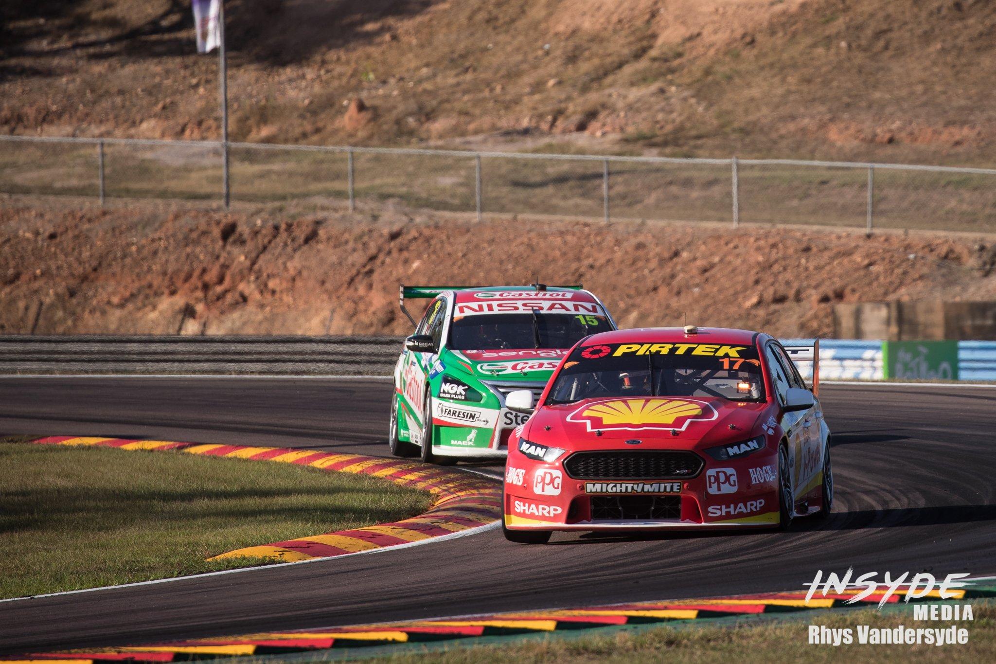 Virgin Australia Supercars - Round 7 - Hidden Valley