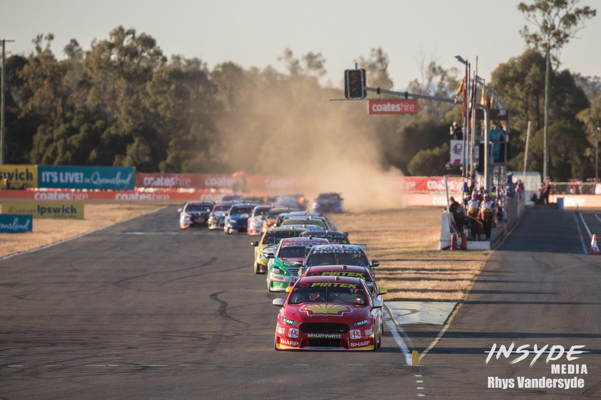 Virgin Australia Supercars - Round 9 - Queensland Raceway