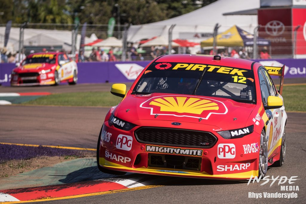 Virgin Australia Supercars - Round 8 - Townsville