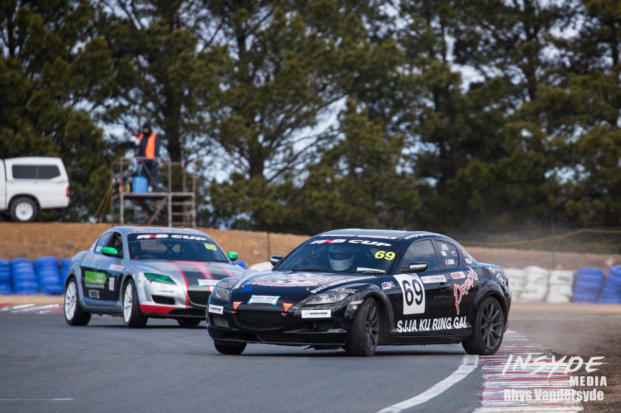 Australian Motor Racing Series Wakefield Park 2018