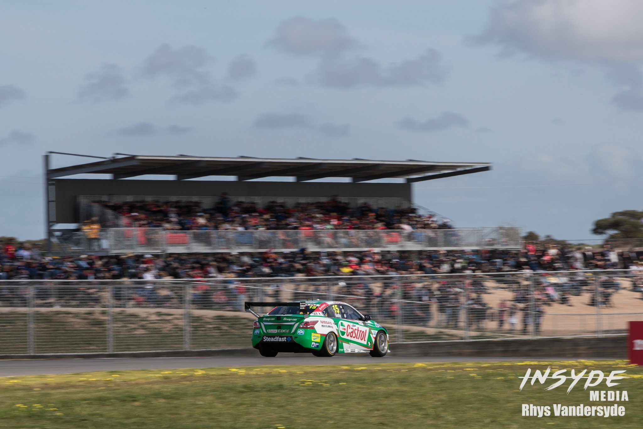 Virgin Australia Supercars - Round 11 - The Bend Motorsport Park