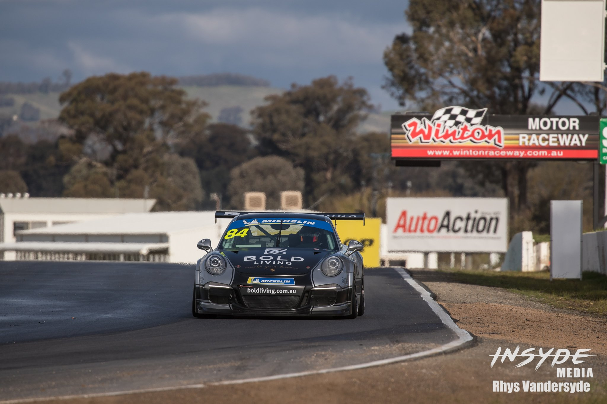 Shannons Nationals at Winton Raceway