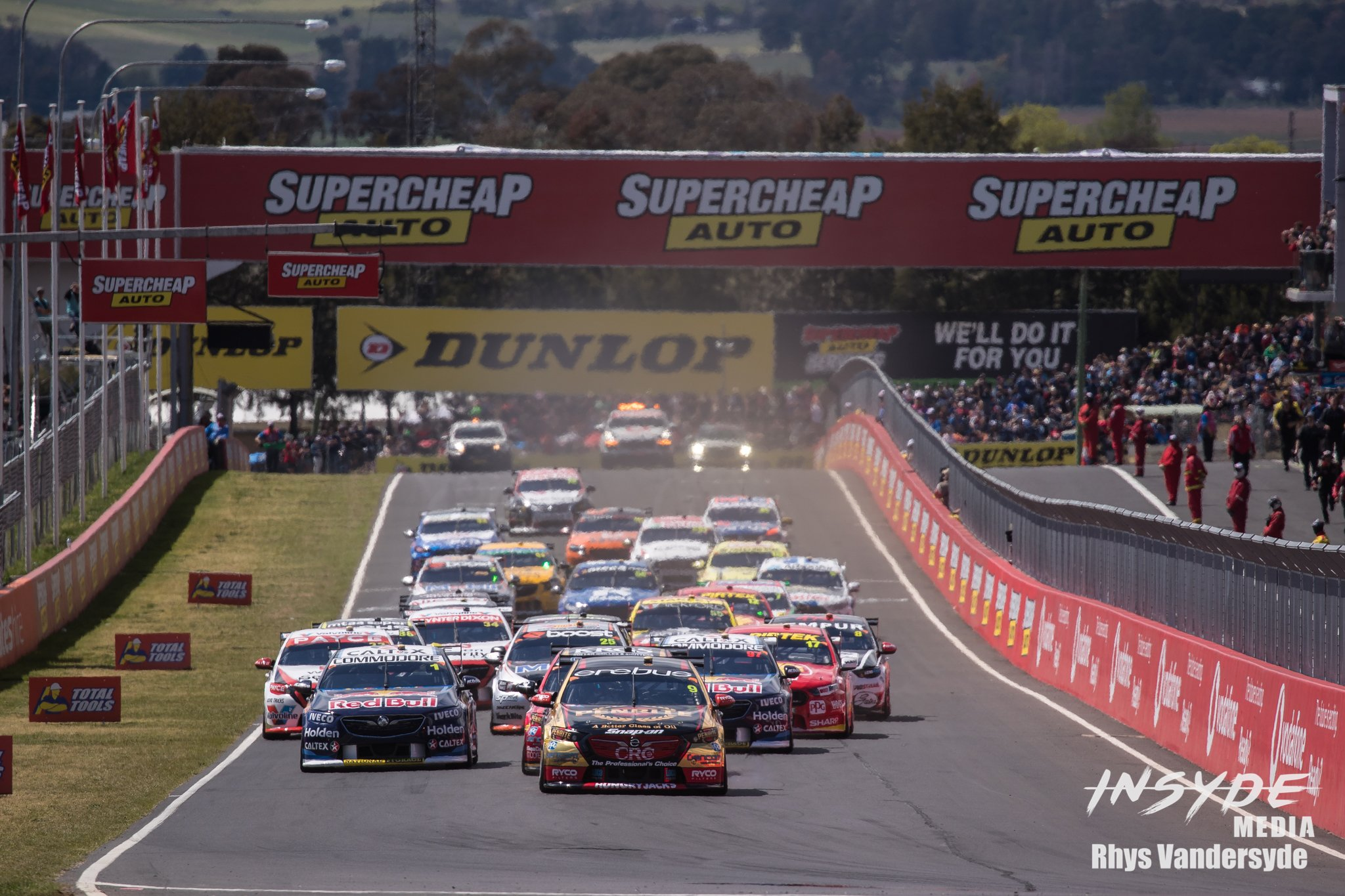 Virgin Australia Supercars - Bathurst 1000