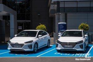Photography: Hyundai IONIQ