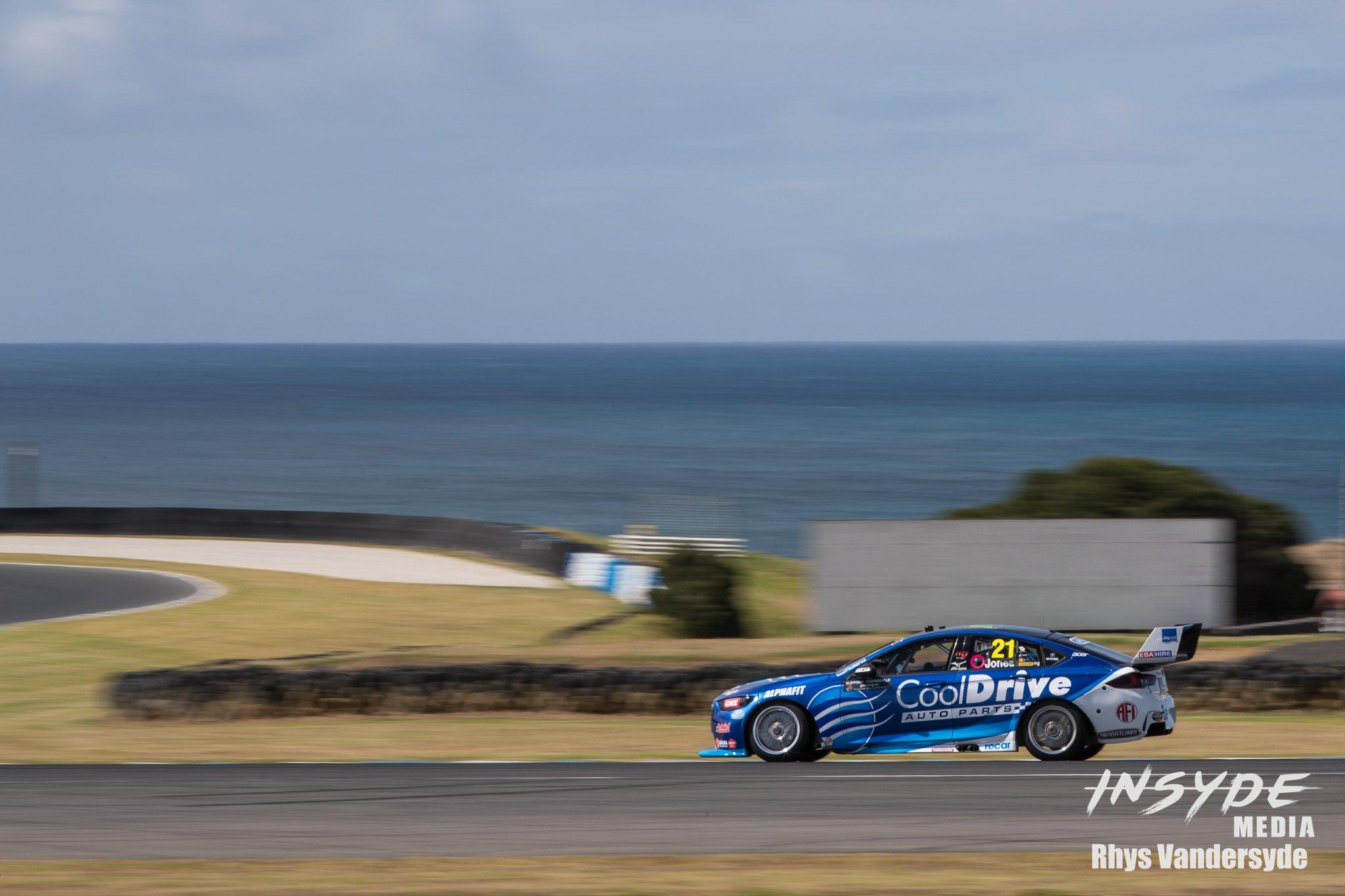 Supercars Phillip Island Test - 2019
