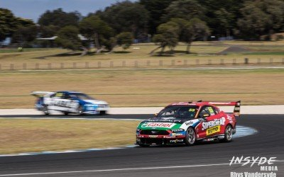 Photo Gallery: Supercars Test at Phillip Island 2019