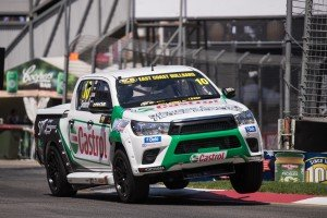 Mick Sieders forth in SuperUtes standings after Adelaide