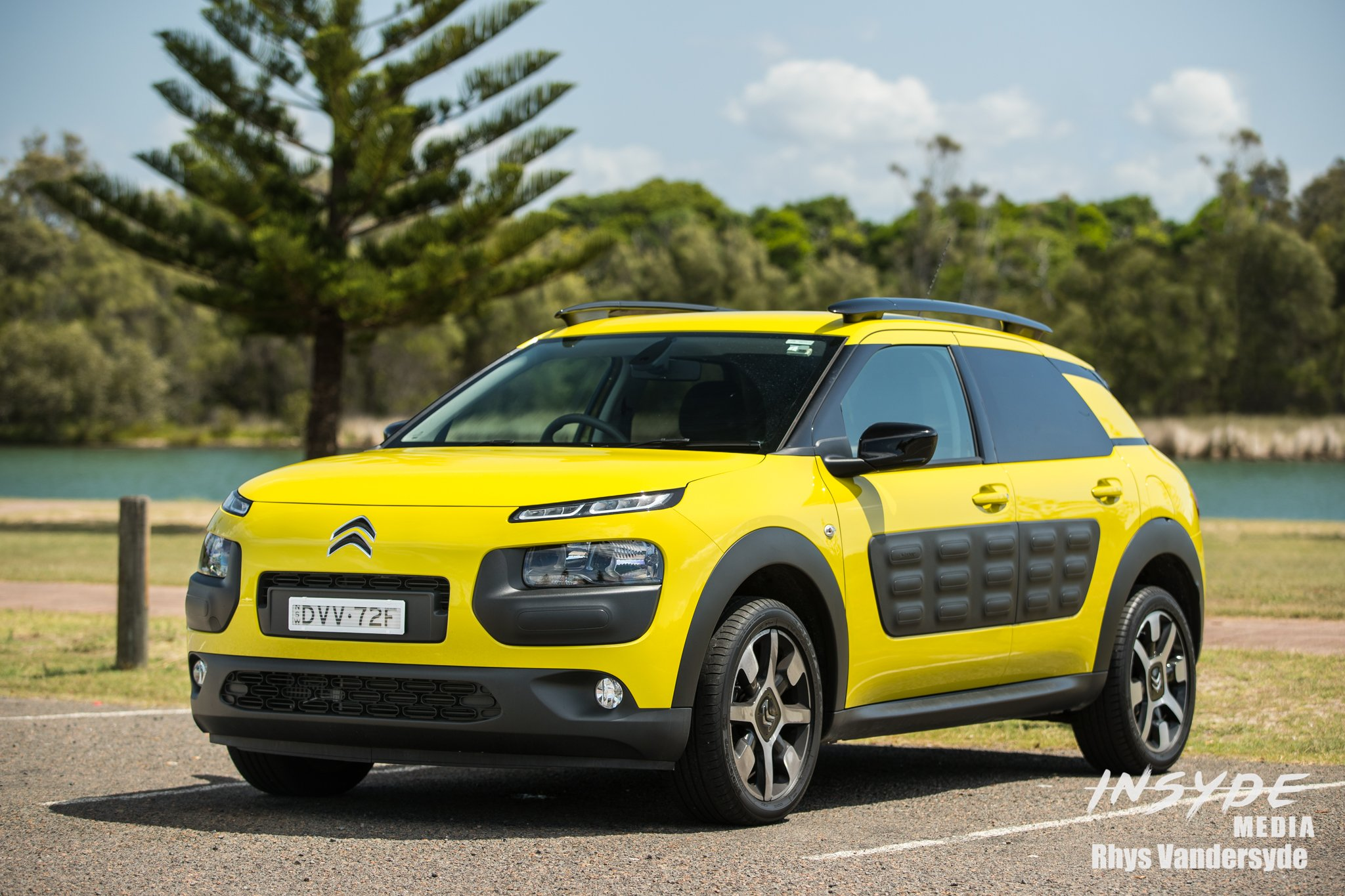 Photo Shoot: Citroen Cactus