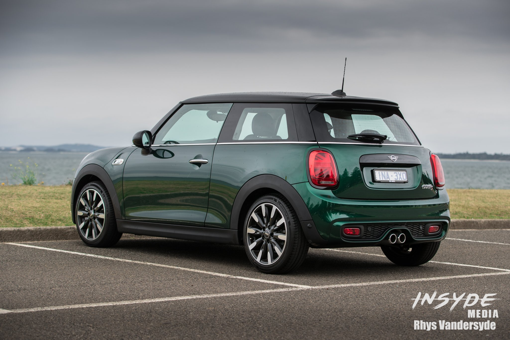 Photo Shoot: Mini Cooper S