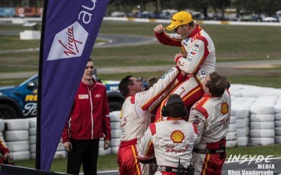 Photo Gallery: Supercars Winton 2019