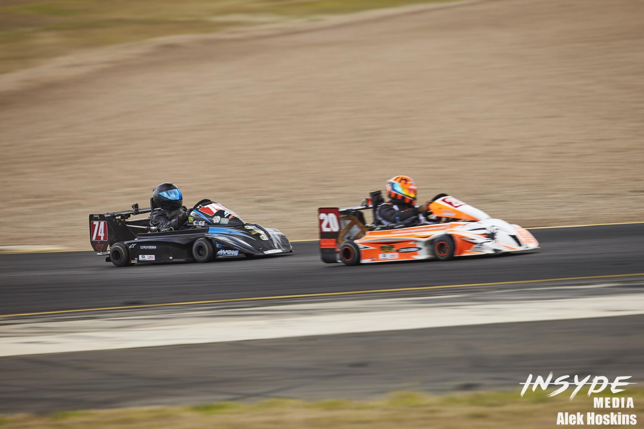 NSW Motor Racing Champs at Sydney Motorsport Park - 2019