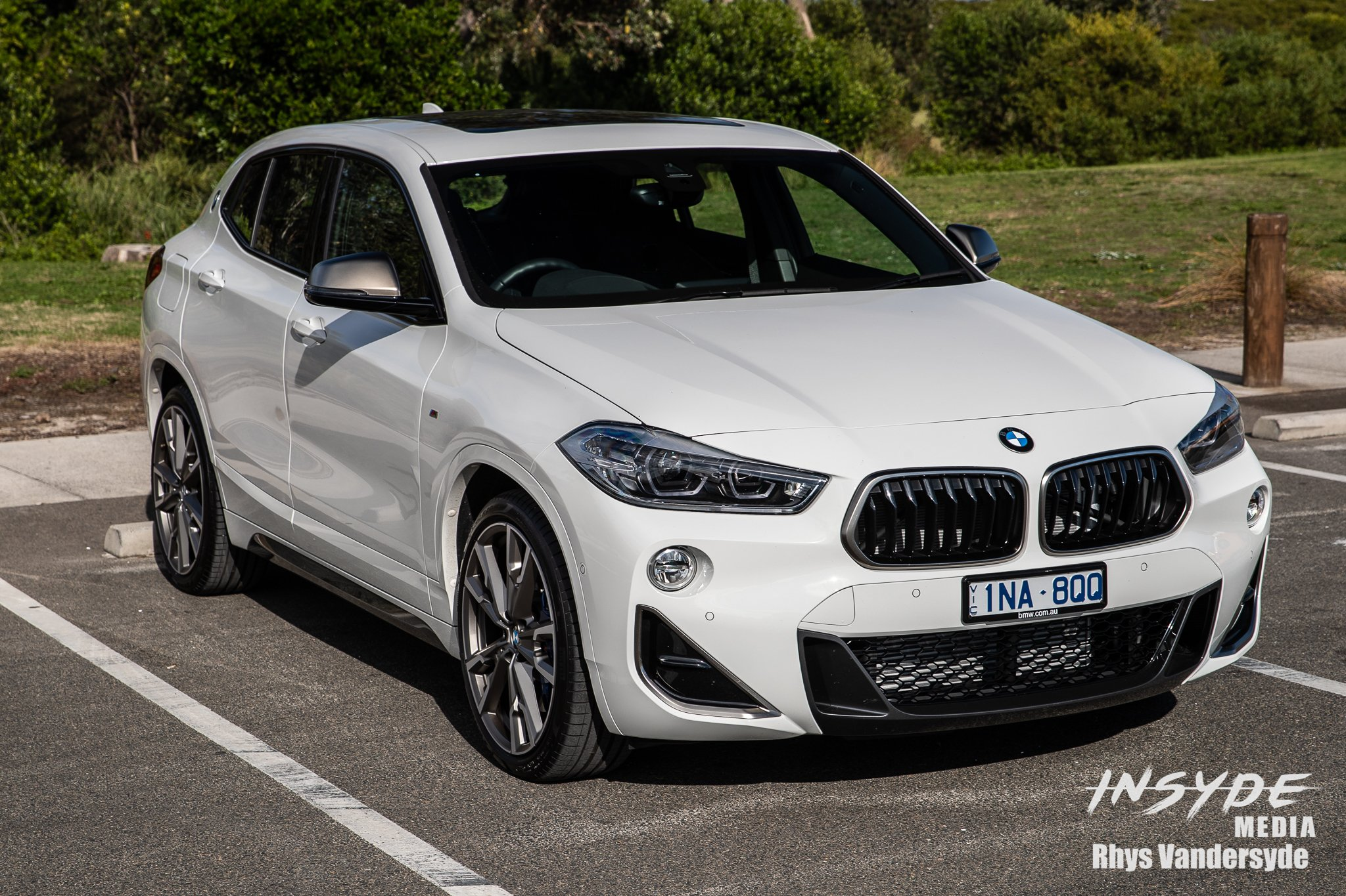 Photo Shoot: BMW X2 M35i