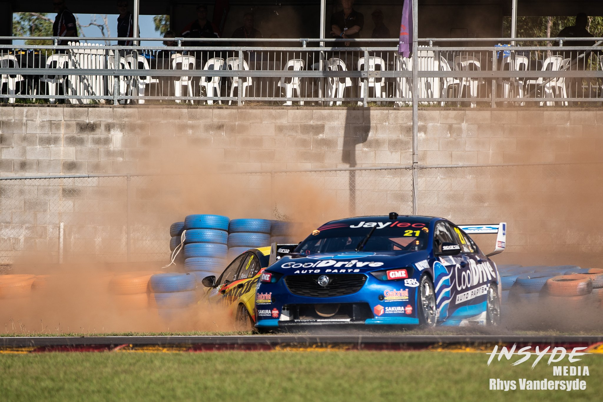 Supercars - Darwin - 2019