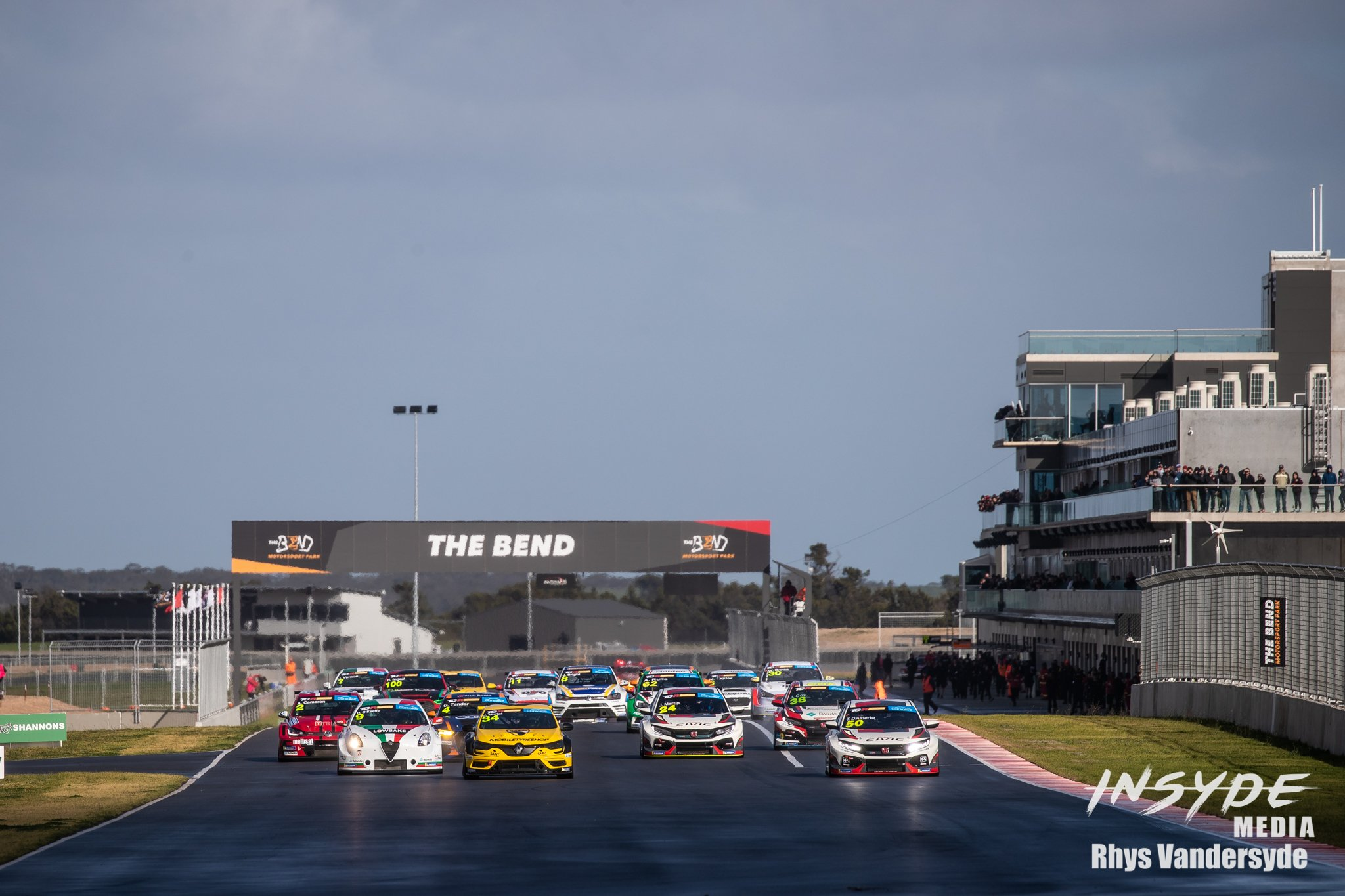 Shannons Nationals at The Bend - 2019