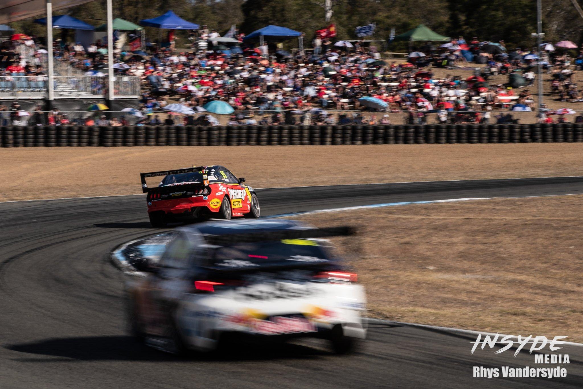 Supercars - Queensland Raceway - 2019
