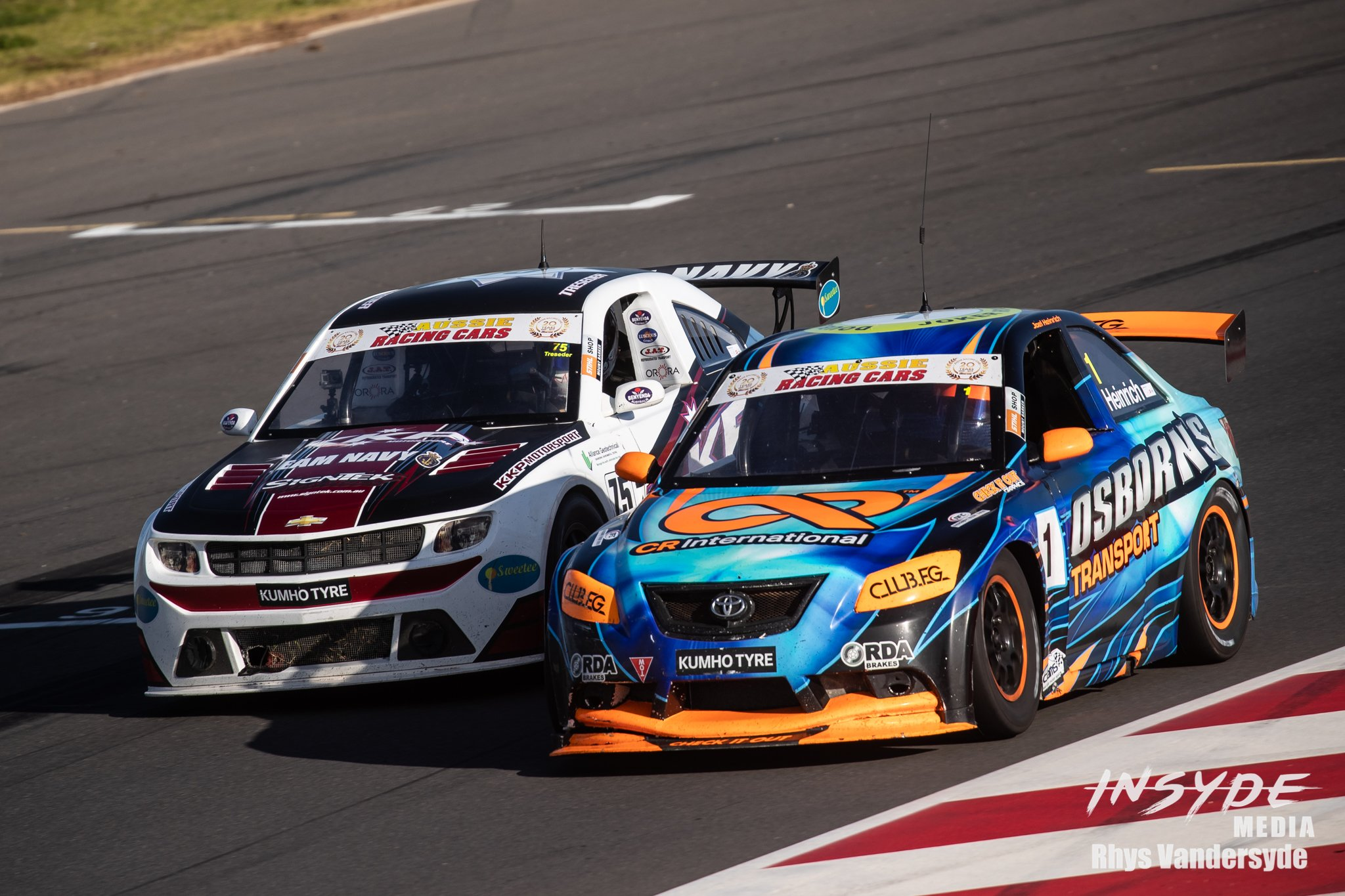 Supercars - The Bend - 2019