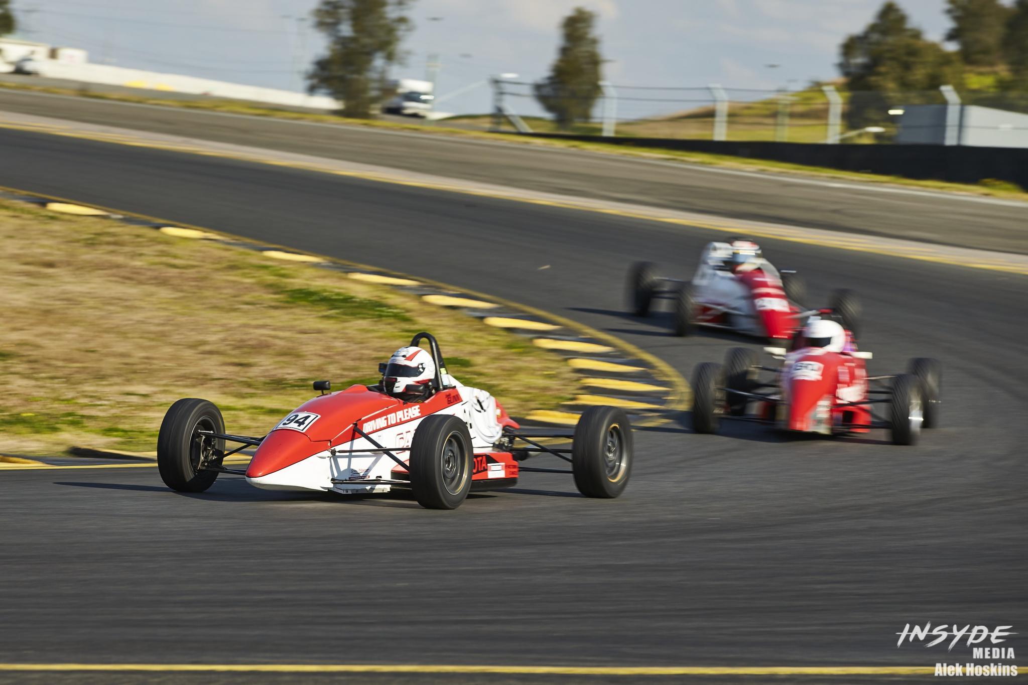 NSW Motor Racing Champs at Sydney Motorsport Park - 2019