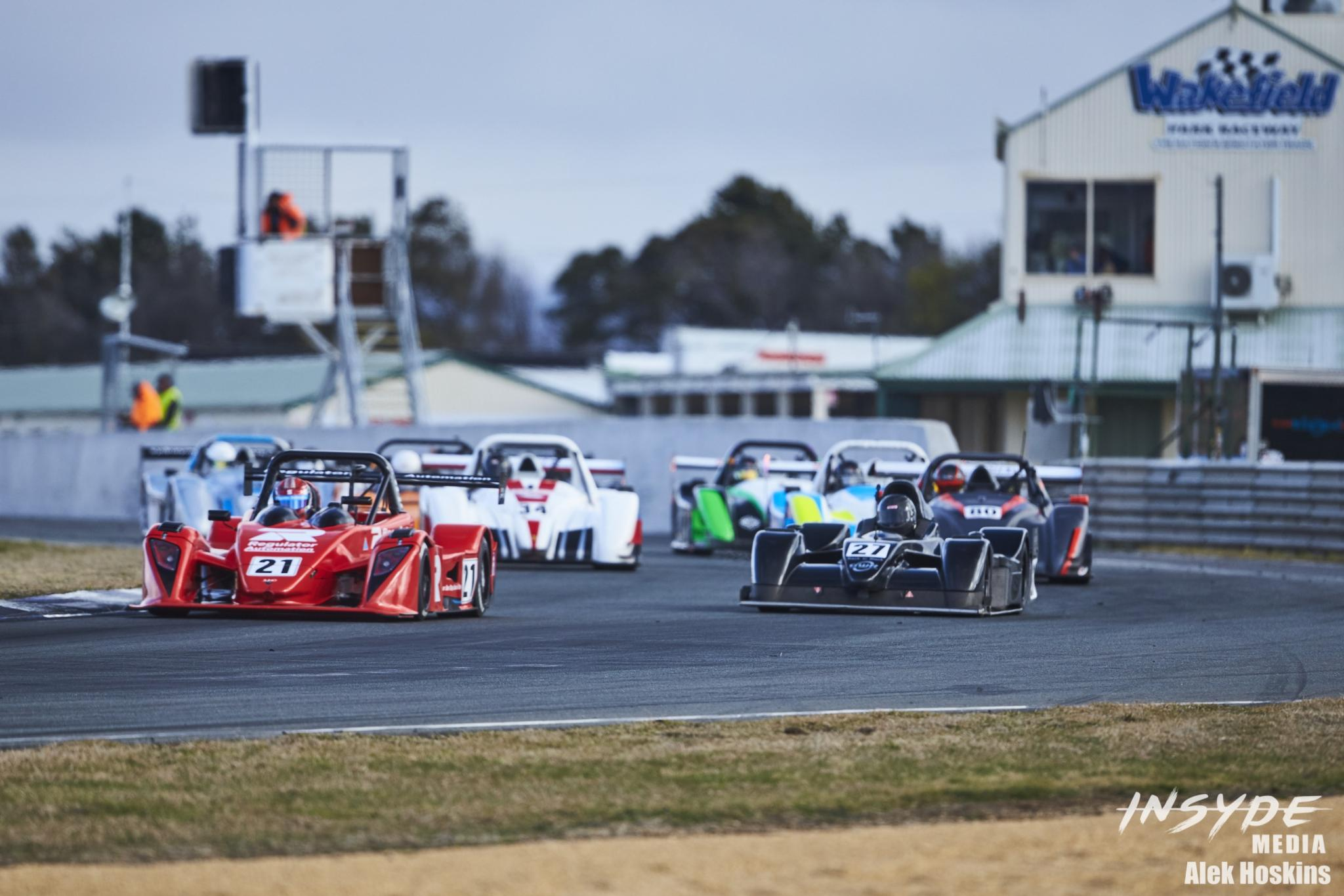NSW State Championships at Wakefield Park - 2019