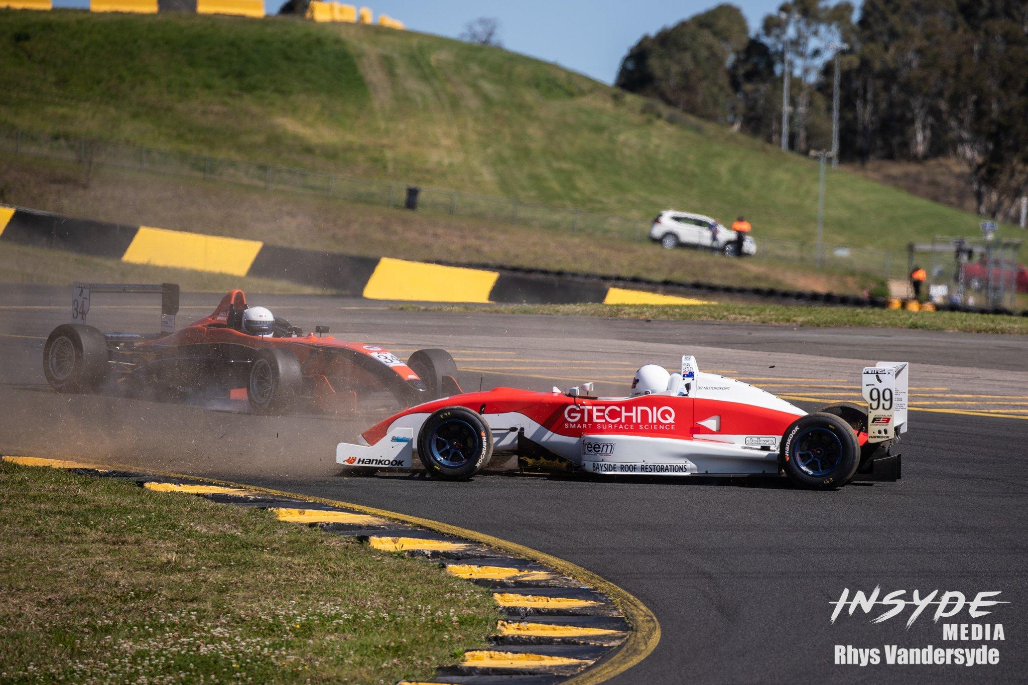 AMRS - Sydney Motorsport Park - 2019
